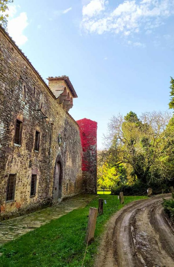 abbazia di san cassiano sul monte scalari