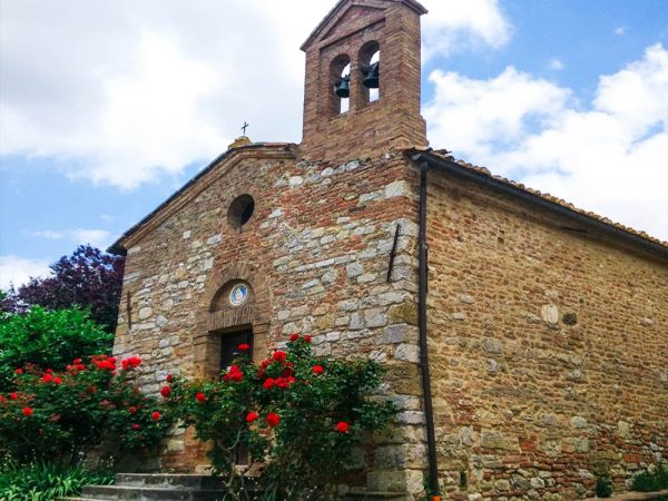 chiesa in pietra a mucigliani